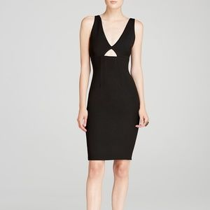 Alice + Olivia Yve Slim Sleeveless Dress